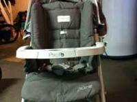 We are selling our daughter's Peg Perego Pliko P3. The
