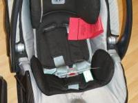 We have a top of the line infant car seat for sale in