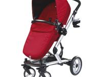 From a carriage to a stroller, the Peg Perego Skate