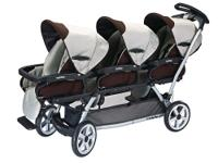 The Peg Perego Triplette SW Stroller in Java is a