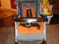 Great condition! The best stroller. You can open and
