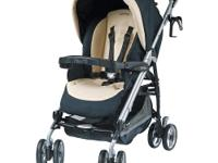 The Peg Perego Pliko P3 Stroller is the ultimate all