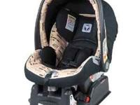 We are selling car seat and carrier. Both were bougth
