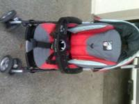 Its time to retire our Peg Prego stroller! This