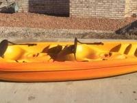 Pelican Apex 2-Person Kayak - $349.99 (West El Paso,