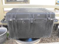 PELICAN Type Waterproof Shipping & Storage Case With