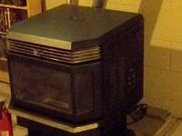 United States Stove Company Pellet Heater Model 5660.
