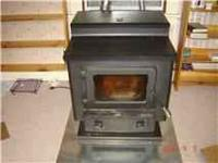 THIS PELLET STOVE IS IN VERY GOOD CONDITION. IT CAN