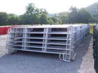 work shut for cattle new round pen panels  Location: