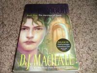 Pendragon-By D.J. Machale ( Books 1,8 & 10) Book 1 The