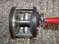 For Sale: Penn Fishing reel no. 85 with off or on