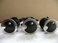 FOR SALE:. (3) Penn GTI Fishing Reels. All missing the