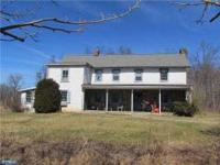 QUIET, SECLUDED LOCATION!!! Stone Farmhouse on 11+