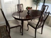 Pennsylvania House Dining Table Excellent Condition