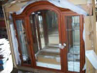 Pennsylvania House China Cabinet, Brand New Never Used.