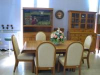 Pittsburgh Pennsylvania Furniture 269 $. Excellent Quality In This  Beautiful Oak Dining Room