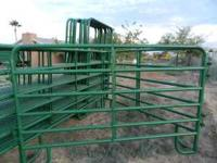 Panels and gates for sale. Variety of sizes and great