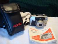 Pentax IQZoom / Pentax IQ Zoom 200 movie camera in good