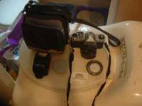 I have for sale a Pentax Asahi K1000 35mm camera with