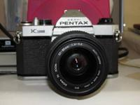 MINIMIZED-- The MANY POPULAR PENTAX ASAHI K-1000 35-mm