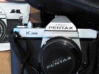 ASAHI PENTAX K1000 35MM CAMERA