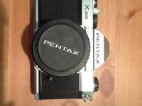 For Sale: Gently made use of Pentax K1000 electronic