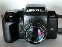 This is the Pentax PZ-10.   Amazing 35 mm camera with