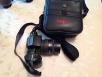 Pentax 35mm video camera. $30.00.  Works.  I live near