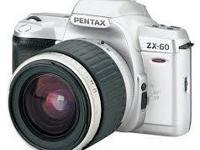 Hello I have a 35 mm camera its a pentax zx-60 im