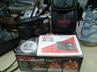 Pentax 35 mm Camera Weather Resistant Remote Control