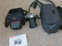 Pentax ZX30 SLR electronic camera, excellent condition,