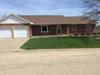 Beautiful walkout ranch home with over 2600 square feet
