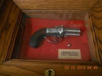 I am selling a Non-Firing Replica 1845 Pepperbox Circa