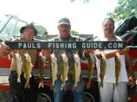 visit www.paulsfishingguide.com or call . You will have