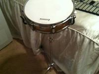 "Percussion Group collection; Contains 13"" Snare Drum"