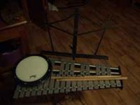 Very nice starter percussion kit. Do not fall for the