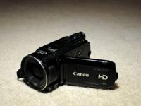 Perfect Condition Vixia HF S10 32 GB Camcorder, Great