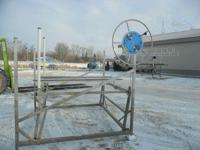 Type: Boat Lift Stock: #5654 Floe 1,200 Cantilever Jet
