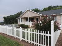 Great starter home-very nicely maintained with fencedin