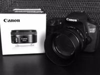Selling my like new Canon 60D since I moved to full