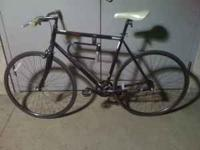 Hello all, I have a schwin single speed cruiser for