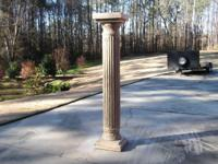 Pergola Columns I have 4 Pergola columns for sale they
