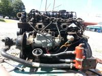 Diesel engine from a sailboat, they have been used in