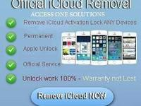 All Apple devices that have iCloud for removal