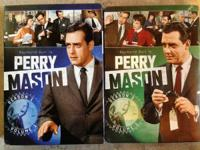 Seasons 1 and 2 Excellent condition.