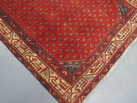 I offer quality, hand knotted wool rugs at affordable