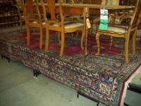 Was $1800. Prized possession hand made scatter rug,