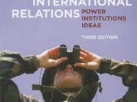 Perspectives on International Relations 3rd edition