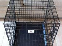 Pet Dog Cat Cage Kennel Crate -- $60. -- New Wire