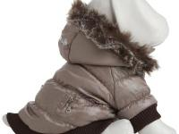 Our PET LIFE Metallic Ski Parka contains Thinsulate
